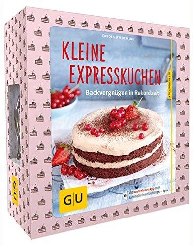Kleine Expresskuchen - Backvergnügen in Rekordzeit